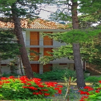 Pavilions garden in Resort Velaris with Maestral Travel Agency