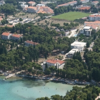 Velaris from air with Maestral Travel Agency
