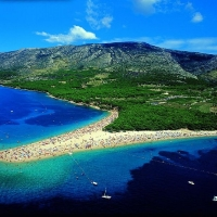 Zlatni Rat Bol with Maestral Travel Agency