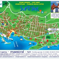 Plan Supetra with Maestral Travel Agency