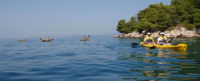 Kayak Odyssey