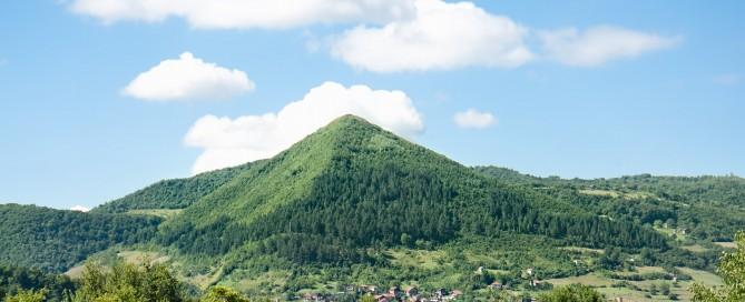 Bosnian Pyramid of the Sun (2)