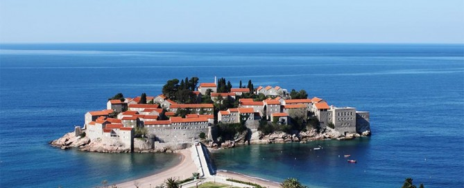 Sveti Stefan Maestral travel accommodation