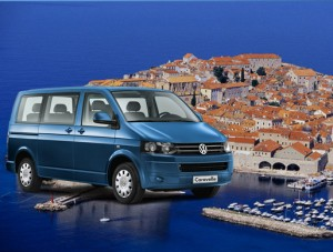 Dubrovnik taxi transfers for Maestral Travel Agency