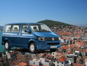Split taxi transfers for Maestral Travel Agency
