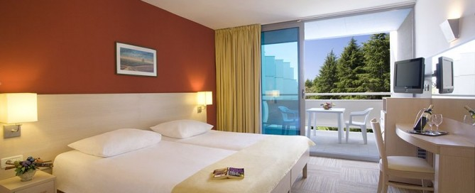 Valamar Crystal Hotel Room