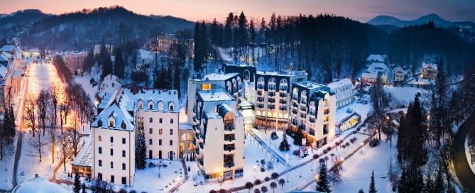 Zimska pravljica 1 v Hotelu Sava Rogaška Slatina