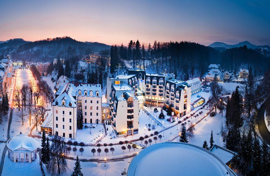 Grand Hotel Roga Ef Bf Bdka Roga Ef Bf Bdka Slatina Slovenia
